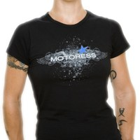 Wings Women's Bamboo T-Shirt - MOTORESS