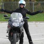 How To Walk Your Motorcycle – The Art of Manoeuvring