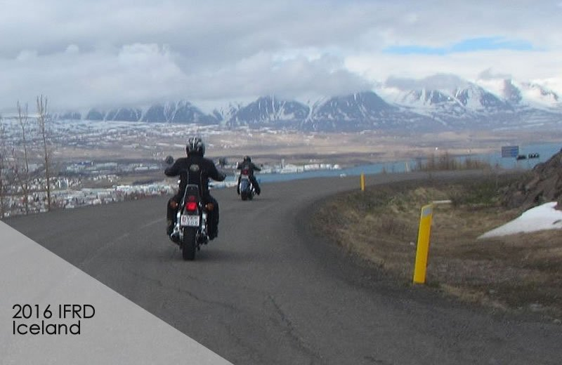 ICELAND! International Female Ride Day Gallery on MOTORESS