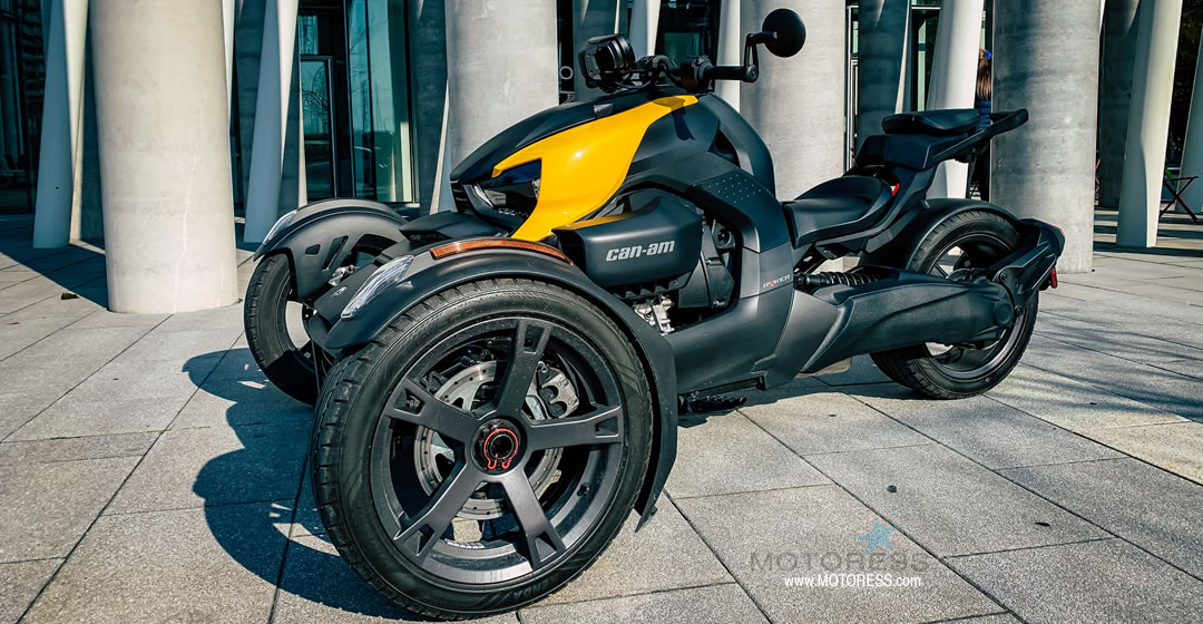 can am ryker 900 ride review fun on