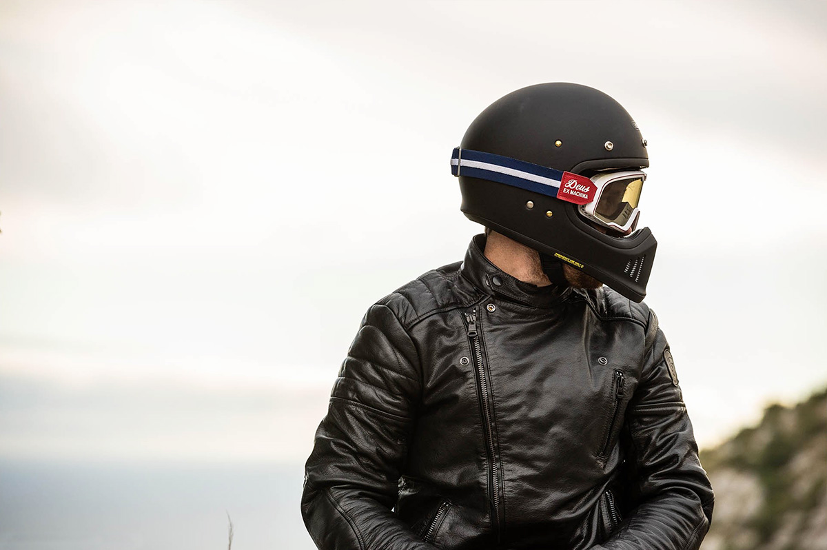 Shoei EX-Zero, un casco off-road para la calle
