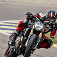 "Ducati Monster 1200 S ""Black on Black"""