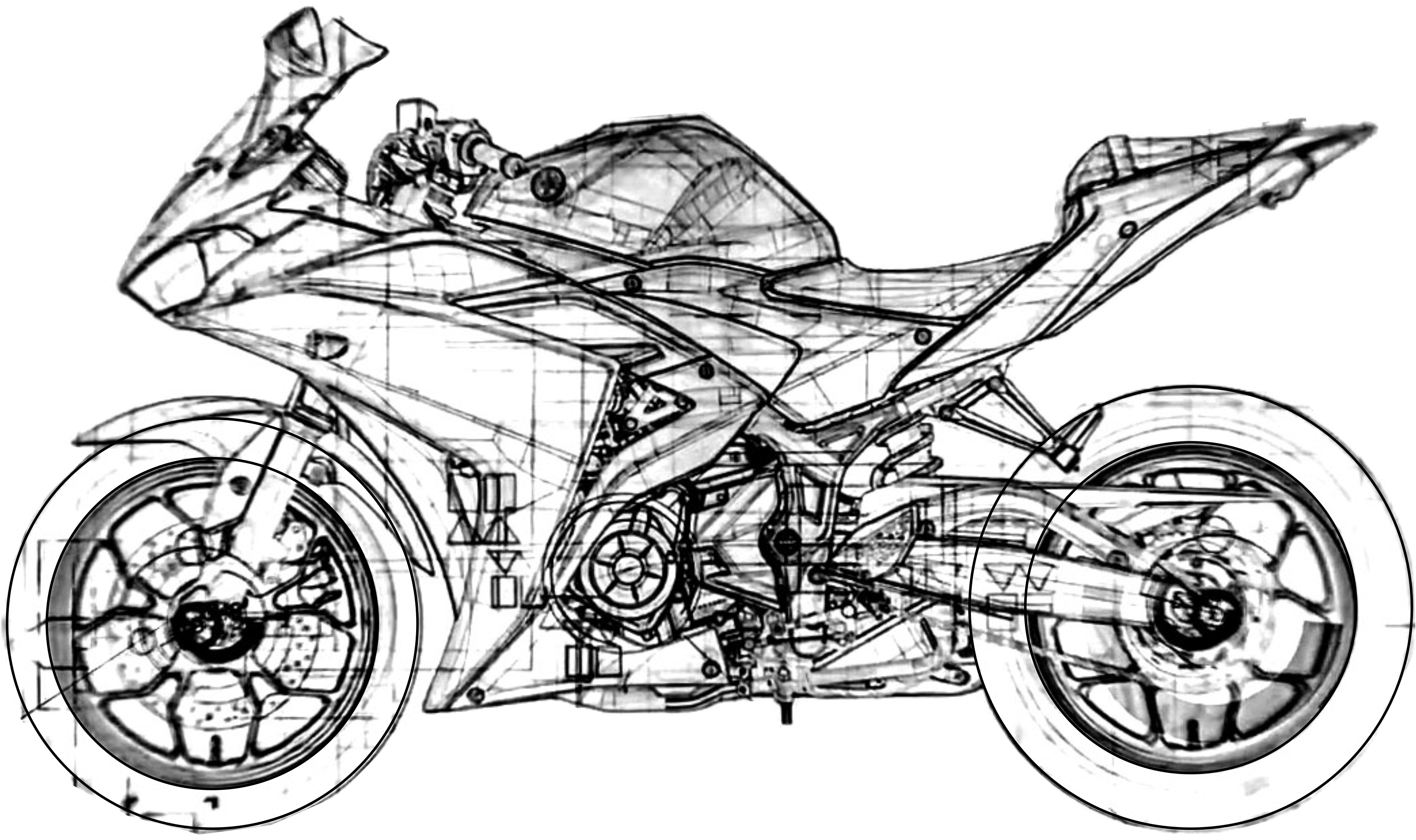 Gambar Motor Yamaha Fino