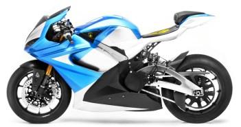 Elektrische motorfiets Lightning ls218