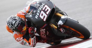 MotoGP testdag 1 sepang
