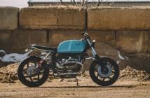 Custom BMW R100 door Retro-Moto