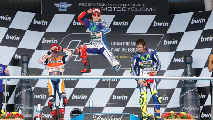 MotoGP van Spanje 2015