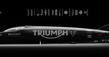 Triumph snelheidsrecord Rocket III