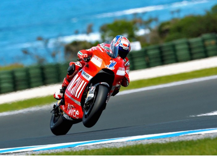 Casey Stoner terug bij Ducati