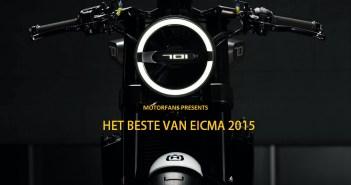 EICMA 2015 motoren