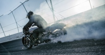 Victory Octane burnout record