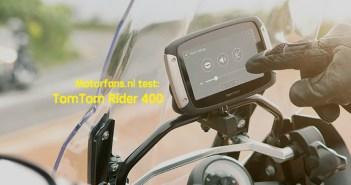 TomTom Rider 400 getest