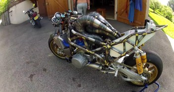 700cc 2-takt Yamha