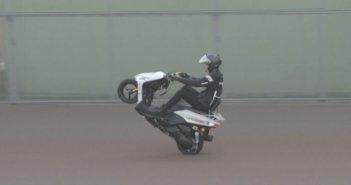 wereldrecord wheelie