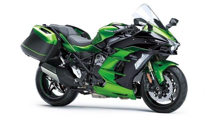 Kawasaki H2 SX 2018