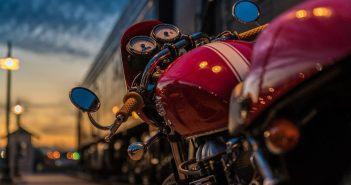 mooie Avondritten motor