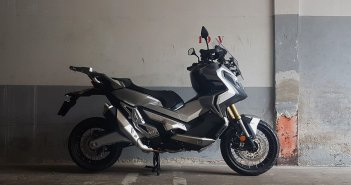 Honda X-Adv review