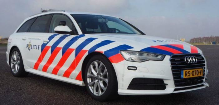 Audi A6 politie