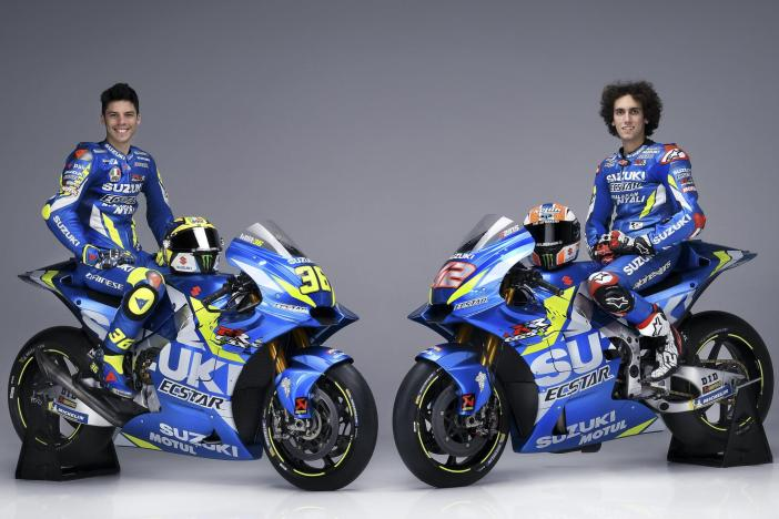 Suzuki 2019 MotoGP