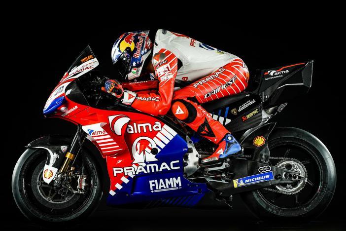 Octo Pramac Ducati 2019