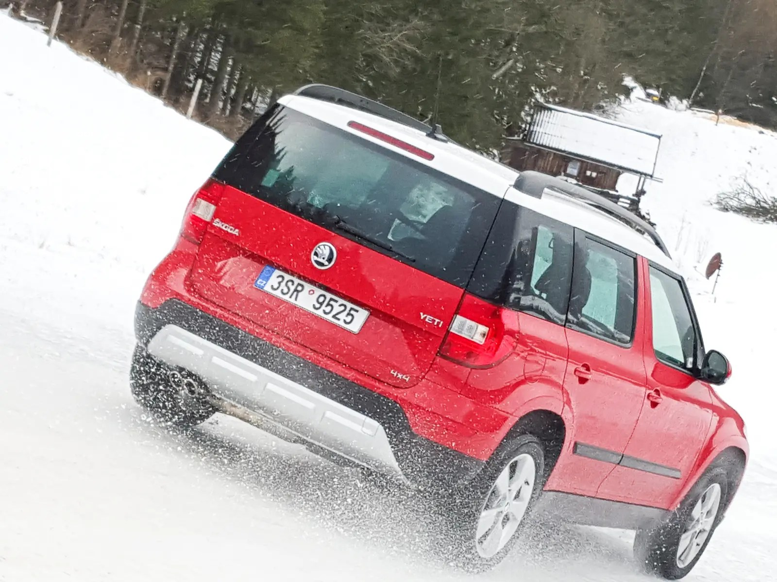 Winter Bettdecken Test 2016 Škoda 4x4 Winter Discovery Gatschige Angelegenheit