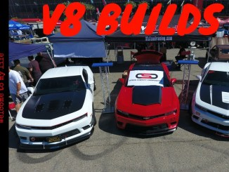 V8 Builds (autocross and Drifting)