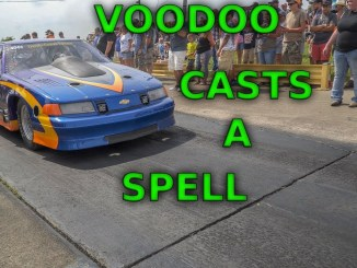 Voodoo vs Brian Ratliff Memphis Street Outlaws event (4k video)
