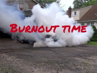 B13 Sentra Burnout ( GA16DET )