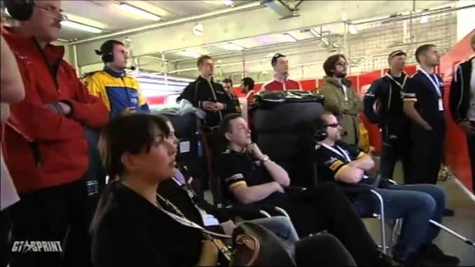 GTSPRINT Race 1 at Brno - Highlights