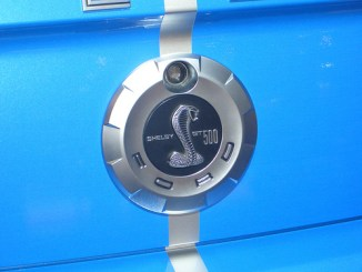 Hot, Fast, Badass, Shelby Mustang GT 500 @L