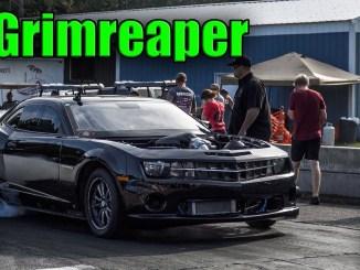 Grimreaper Is One Nasty Twin Turbo 5th gen Camaro Dirty South No Prep Gulport (4k)