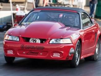 2,000hp Mustang CONVERTIBLE?!