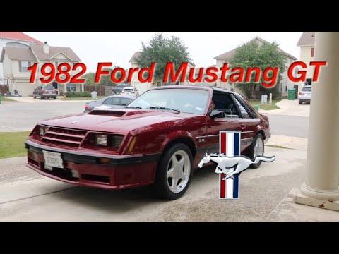 1982 Ford Mustang GT (Original Owner)