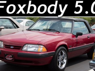 1991 Ford Mustang LX 5