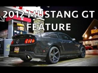 2012 Mustang GT 5