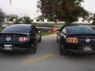 Shelby GT500 Roush Exhaust and Mustang GT 5