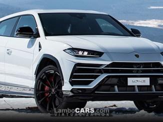 Is Lamborghini testing a 2022 Urus facelift