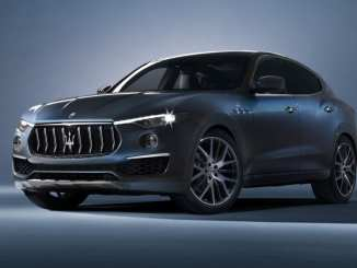 Maserati Levante Hybrid Unveiled