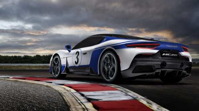 Master the MC20 at Maserati Driving Experience 2021