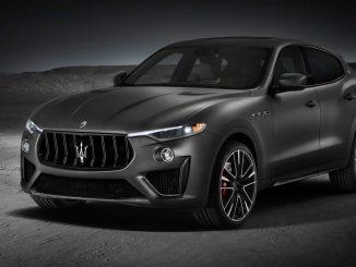Maserati Levante Trofeo Makes Debut at 2018 NYIAS