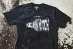 「KILLSWITCH」第二弾! GOIN' MUD Tシャツ発売です。