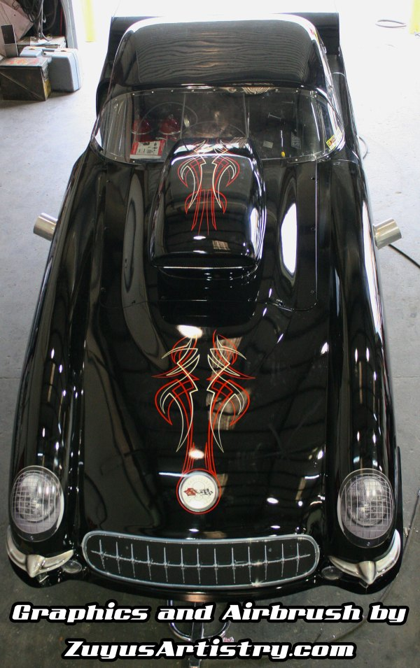 Motorhead Race Car Graphics