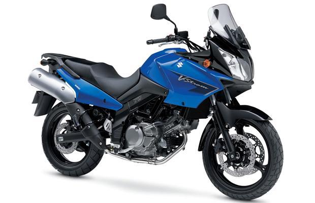 2007 Suzuki DL650
