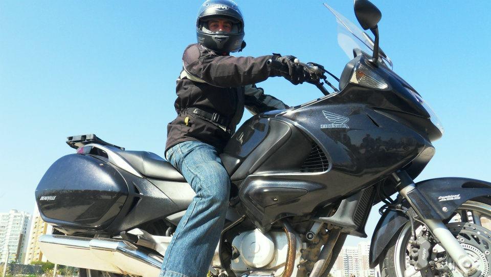 Motor Hikayesi Motosiklet blog - NT700v Deauville