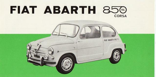 Abarth 850 TC