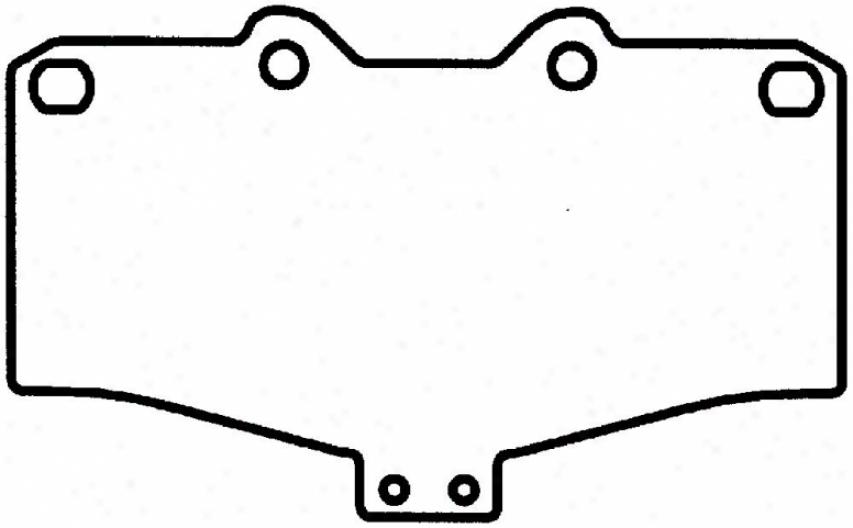 CARLSON QUALITY BRAKE PARTS H5657Q SATURN BRAKE HARDWARE