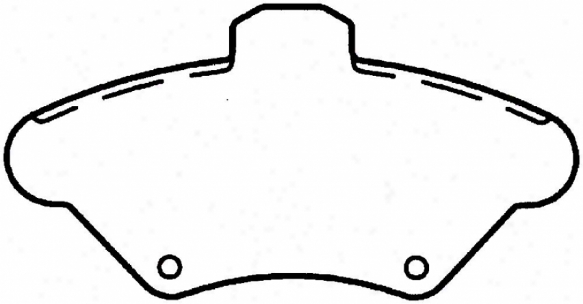 WAGNER CATEGORICAL NUMBERS BC132442 CADILLAC Parts @ Brake