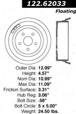 BENDIX D1019CT CADILLAC Parts @ Brake Online Catalog With