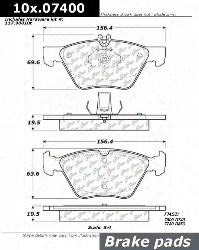ACDELCO US 18A1104A SUZUKI Parts @ Brake Online Catalog