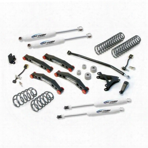 2005 Toyota Tacoma Rancho 2.5 Inch Primary Lift Kit With